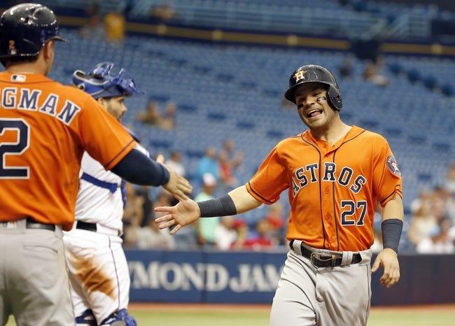 Texas Rangers vs. Houston Astros - 9/25/17 MLB Pick, Odds, and Prediction