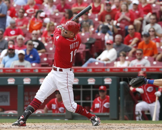 New York Mets vs. Cincinnati Reds - 9/7/17 MLB Pick, Odds, and Prediction