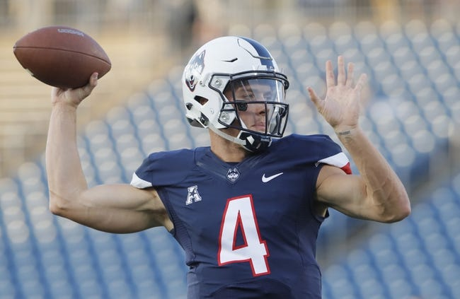 UCONN vs. USF - 9/9/17 College Football Pick, Odds, and Prediction