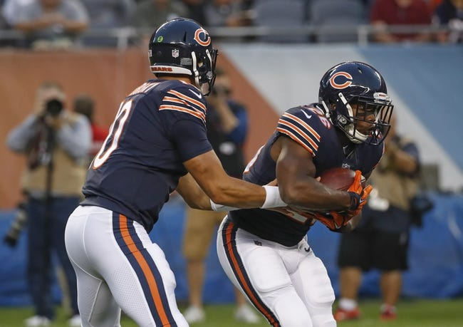 Minnesota Vikings at Chicago Bears - 10/9/17 NFL Pick, Odds, and Prediction