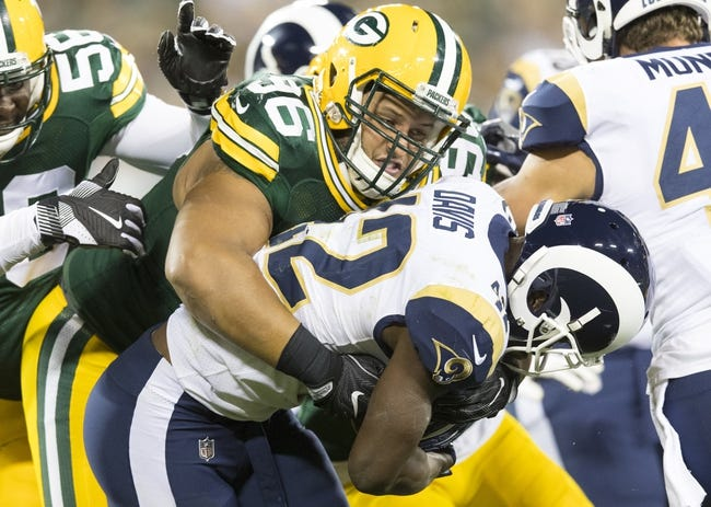 Los Angeles Rams vs. Green Bay Packers - 10/28/18 NFL Pick, Odds, and Prediction
