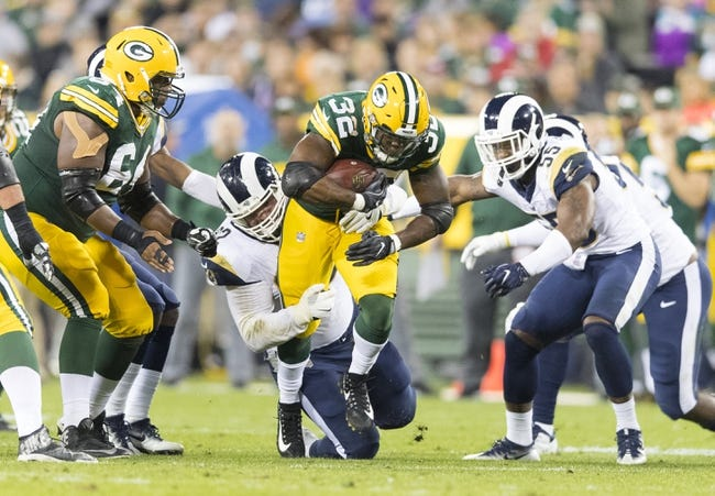 Green Bay Packers at Los Angeles Rams - 10/28/18 NFL Pick, Odds, and Prediction