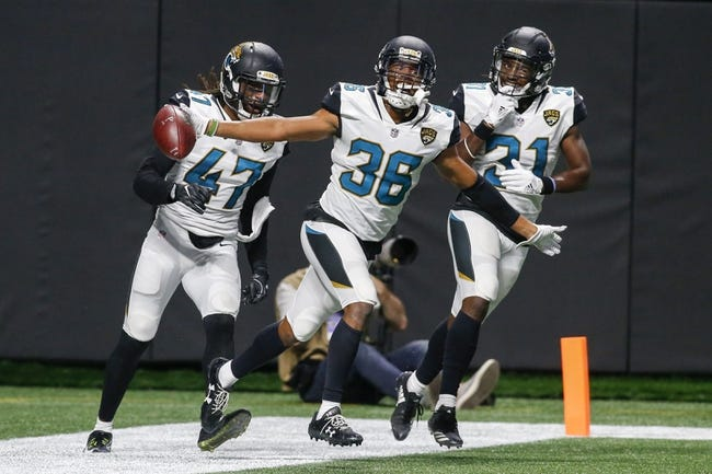 Jacksonville Jaguars vs. Atlanta Falcons - 8/25/18 NFL Pick, Odds, and Prediction