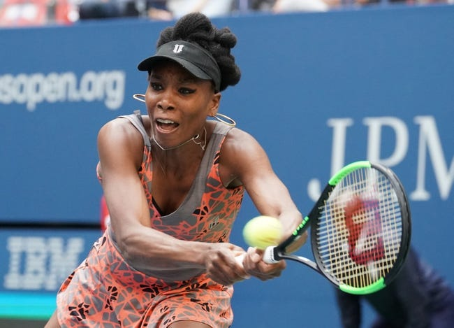 Venus Williams vs. Carla Suarez Navarro 2017 US Open Pick, Odds, Prediction