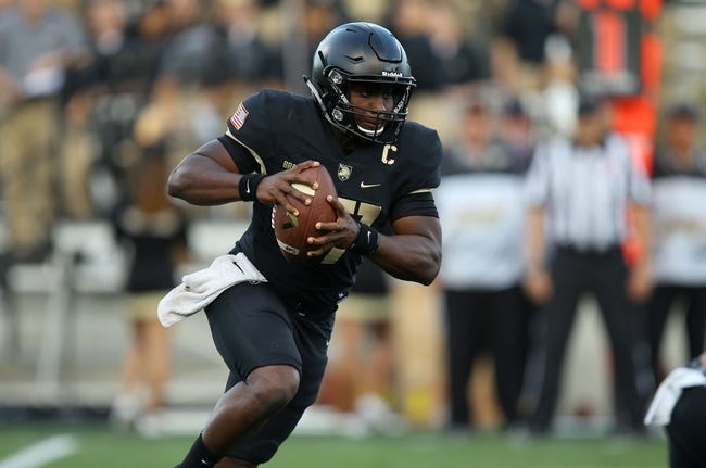 Army vs. Buffalo - 9/9/17 College Football Pick, Odds, and Prediction