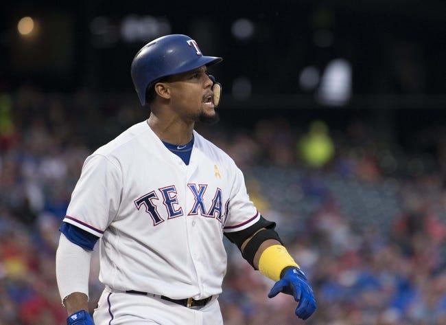 Texas Rangers vs. Los Angeles Angels - 9/2/17 MLB Pick, Odds, and Prediction