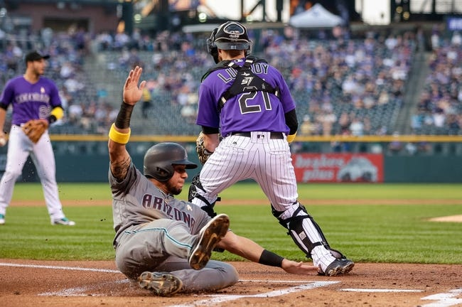 Colorado Rockies vs. Arizona Diamondbacks - 9/2/17 MLB Pick, Odds, and Prediction