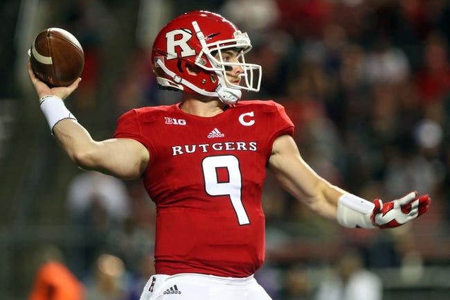 Rutgers vs. Eastern Michigan - 9/9/17 College Football Pick, Odds, and Prediction