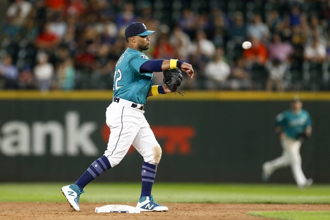 Seattle Mariners vs. Oakland Athletics - 9/2/17 MLB Pick, Odds, and Prediction