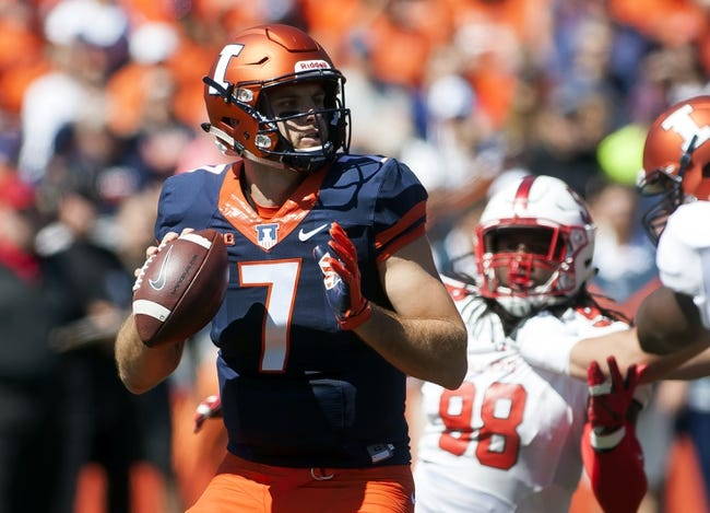 Illinois vs. WKU - 9/9/17 College Football Pick, Odds, and Prediction