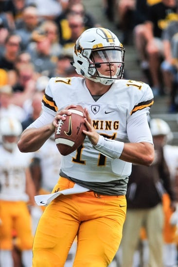 Wyoming vs. Gardner-Webb - 9/9/17 College Football Pick, Odds, and Prediction