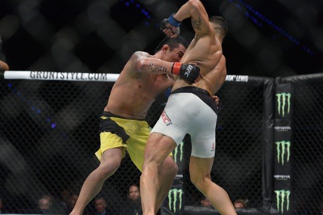 Gian Villante vs. Francimar Barroso UFC 220 Pick, Preview, Odds, Prediction - 1/20/18