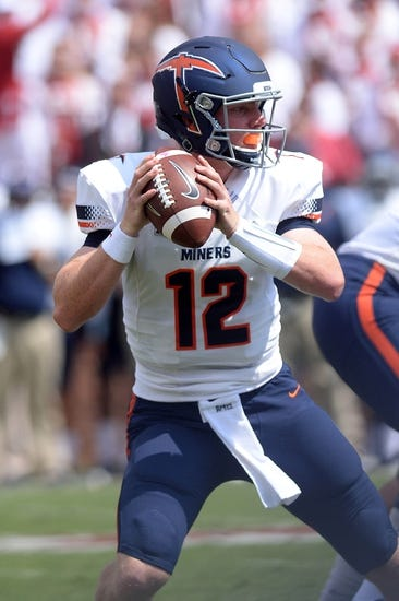 UTEP vs. Rice - 9/9/17 College Football Pick, Odds, and Prediction