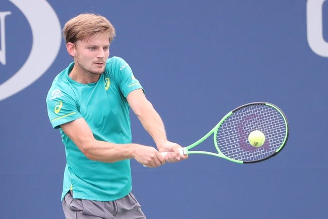 David Goffin vs Aundey Rublev 4th Sep 2017: US Open Preview and Predictions