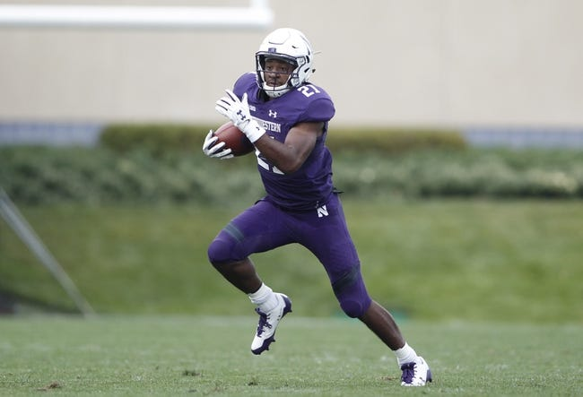 Northwestern vs. Penn State - 10/7/17 College Football Pick, Odds, and Prediction