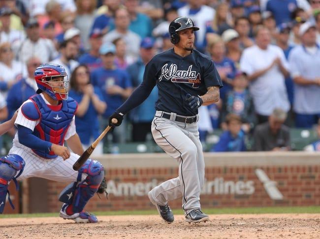 Chicago Cubs vs. Atlanta Braves - 9/3/17 MLB Pick, Odds, and Prediction