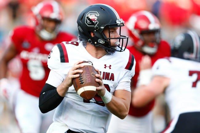 Missouri vs. South Carolina - 9/9/17 College Football Pick, Odds, and Prediction