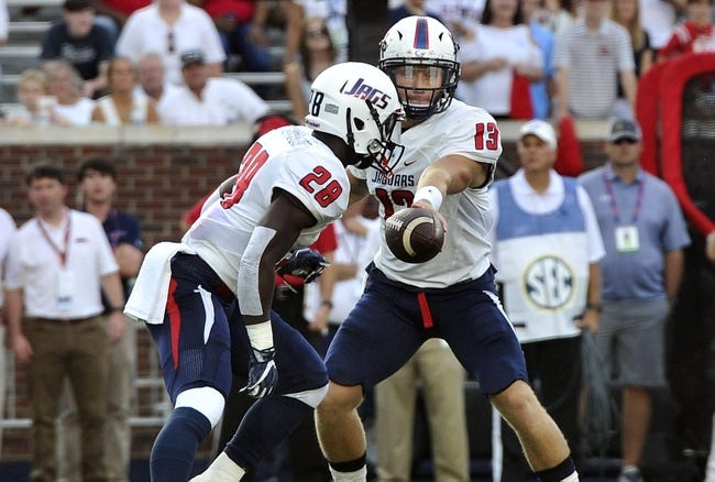 LA Tech vs. South Alabama - 9/30/17 College Football Pick, Odds, and Prediction