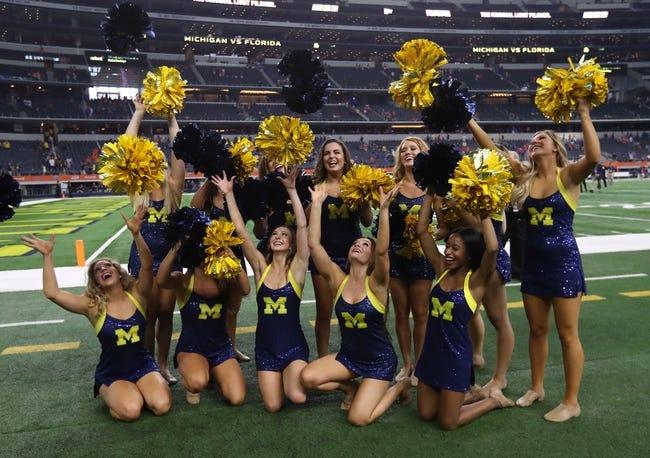 Michigan vs. Florida - Peach Bowl - 12/29/18 College Football Pick, Odds, and Prediction