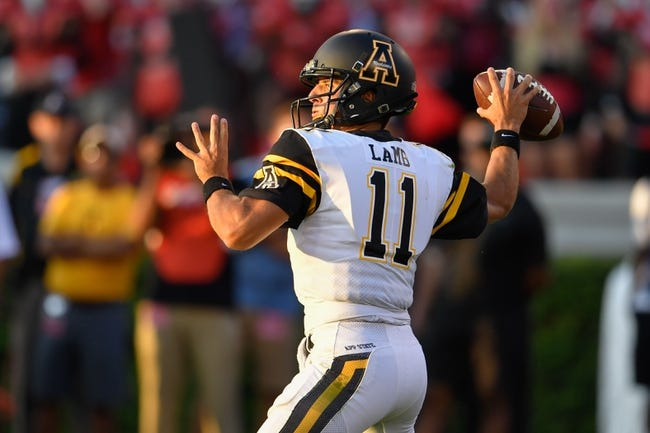 Appalachian State vs. Savannah State - 9/9/17 College Football Pick, Odds, and Prediction