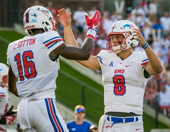 SMU vs. North Texas - 9/9/17 College Football Pick, Odds, and Prediction