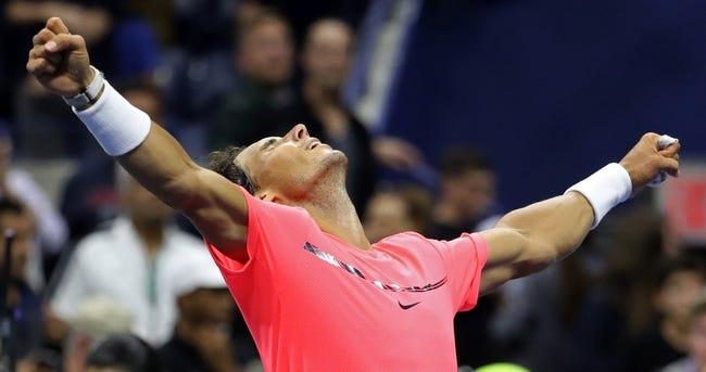 Rafael Nadal vs. Alexandr Dolgopolov 2017 US Open Pick, Odds, Prediction