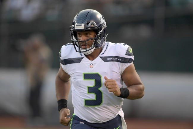 Seattle Seahawks vs. San Francisco 49ers - 9/17/17 NFL Pick, Odds, and Prediction