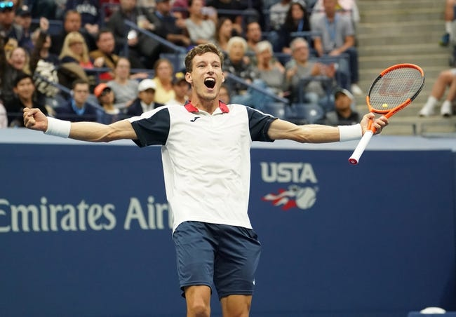 Pablo Carreno Busta vs Diego Swartzman 6th Sep 2017: US Open Preview and Predictions