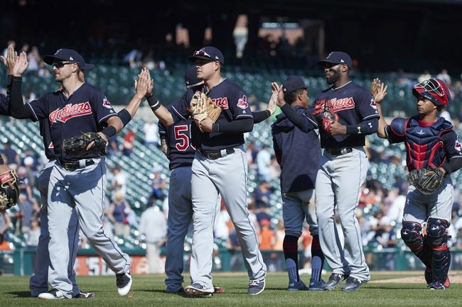 Cleveland Indians vs. Detroit Tigers - 9/11/17 MLB Pick, Odds, and Prediction
