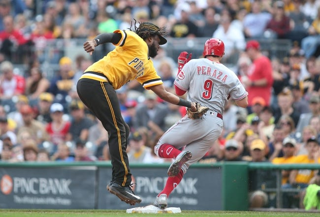 Cincinnati Reds vs. Pittsburgh Pirates - 9/15/17 MLB Pick, Odds, and Prediction