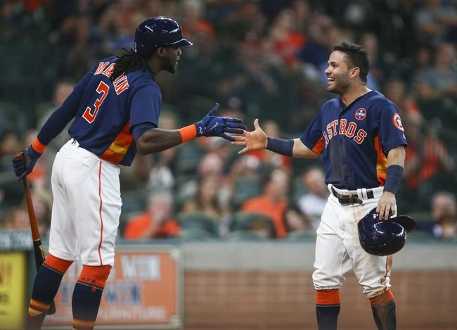 Seattle Mariners vs. Houston Astros - 9/4/17 MLB Pick, Odds, and Prediction