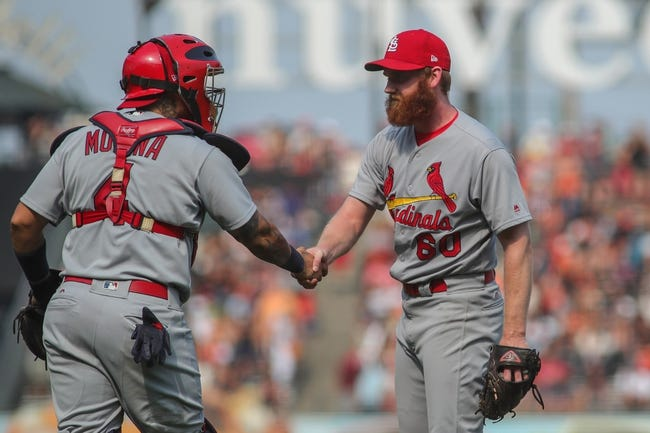 San Francisco Giants vs. St. Louis Cardinals - 7/5/18 MLB Pick, Odds, and Prediction