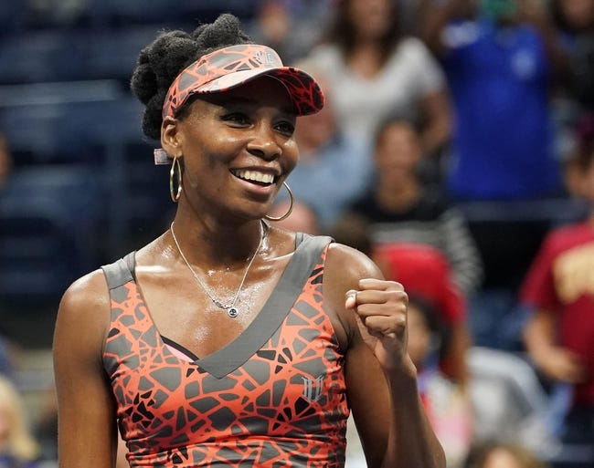 Venus Williams vs. Petra Kvitova 2017 US Open Quarterfinal Pick, Odds, Prediction