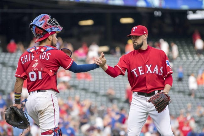 Los Angeles Angels vs. Texas Rangers - 9/15/17 MLB Pick, Odds, and Prediction
