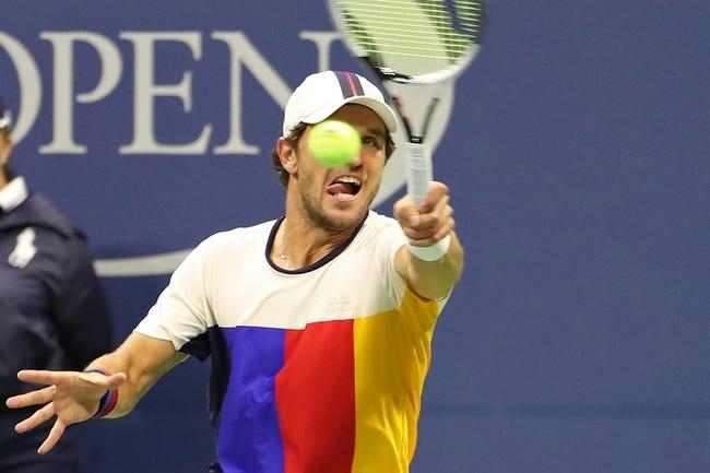 Tennis | Mikhail Kukushkin vs. Mischa Zverev