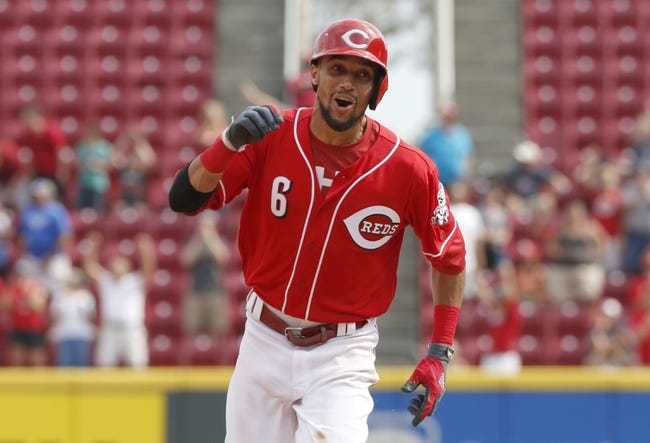 Cincinnati Reds vs. Milwaukee Brewers - 9/5/17 MLB Pick, Odds, and Prediction