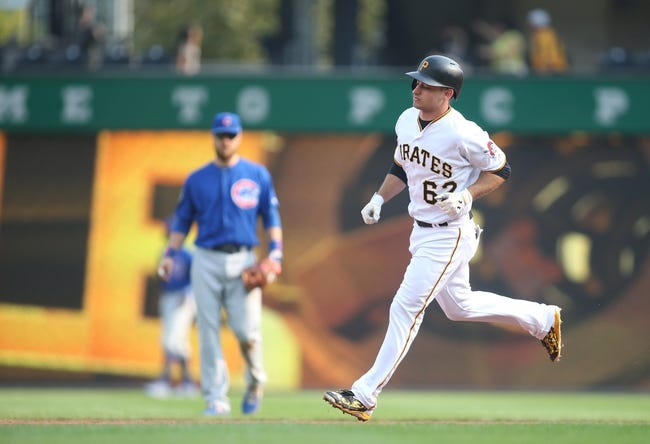 Pittsburgh Pirates vs. Chicago Cubs - 9/5/17 MLB Pick, Odds, and Prediction