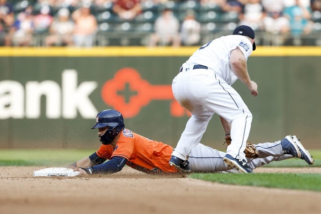 Seattle Mariners vs. Houston Astros - 9/6/17 MLB Pick, Odds, and Prediction