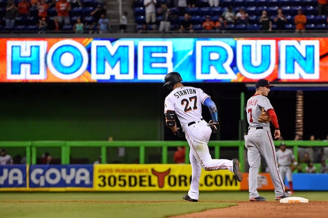 Miami Marlins vs. Washington Nationals - 9/5/17 MLB Pick, Odds, and Prediction