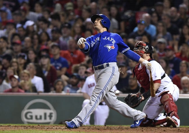 Boston Red Sox vs. Toronto Blue Jays - 9/5/17 MLB Pick, Odds, and Prediction