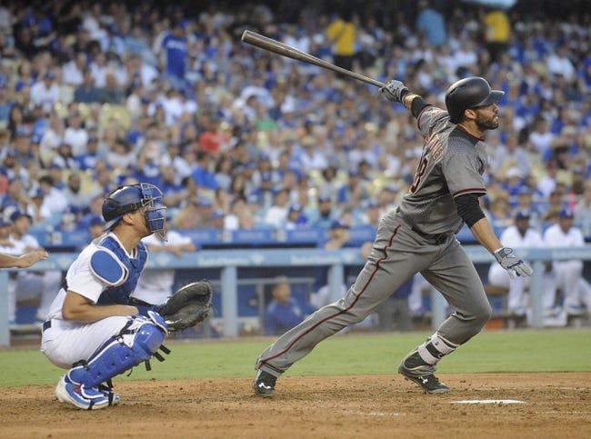 Los Angeles Dodgers vs. Arizona Diamondbacks - 9/5/17 MLB Pick, Odds, and Prediction