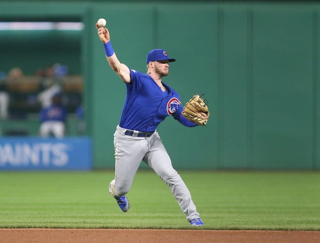 Pittsburgh Pirates vs. Chicago Cubs - 9/6/17 MLB Pick, Odds, and Prediction