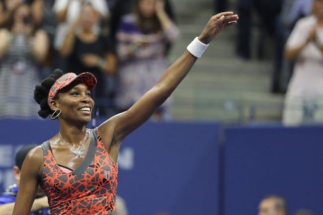 Sloane Stephens vs. Venus Williams 2017 US Open Semifinal Pick, Odds, Prediction
