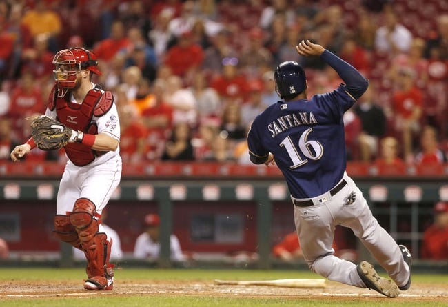 Milwaukee Brewers vs. Cincinnati Reds - 9/26/17 MLB Pick, Odds, and Prediction