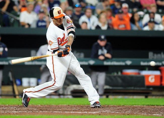 Baltimore Orioles vs. New York Yankees - 9/6/17 MLB Pick, Odds, and Prediction