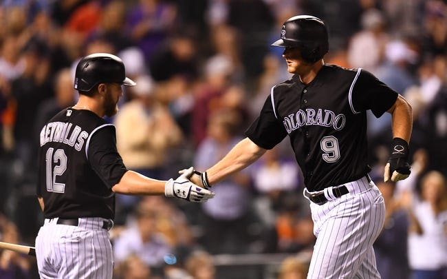 Colorado Rockies vs. San Francisco Giants - 9/6/17 MLB Pick, Odds, and Prediction