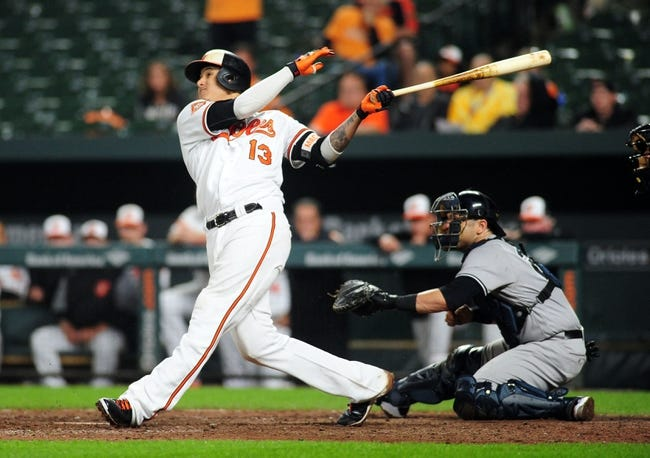 New York Yankees vs. Baltimore Orioles - 9/14/17 MLB Pick, Odds, and Prediction