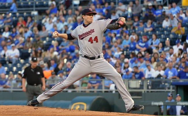 Minnesota Twins vs. San Diego Padres - 9/12/17 MLB Pick, Odds, and Prediction