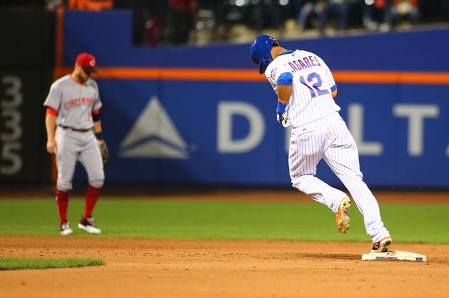 New York Mets vs. Cincinnati Reds - 9/8/17 MLB Pick, Odds, and Prediction