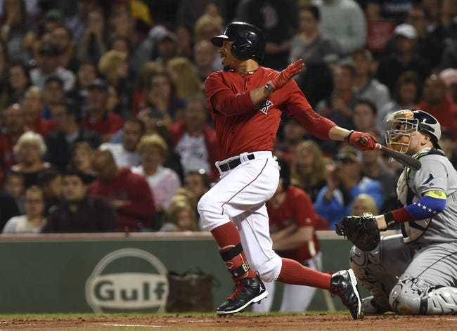 Boston Red Sox vs. Tampa Bay Rays - 9/9/17 MLB Pick, Odds, and Prediction